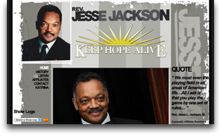 Jesse Jackson - Keep Hope Alive